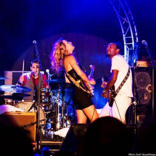 Cahors Blues Festival 2015 Ana Popovic & Eric Gales