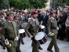 ProcessionSan Vicente Ferrer, à la Cathédrale