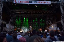35° Cahors Blues Festival JC BROOKS & The Uptown Sound