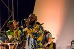 18°AFRICAJARC Invitation aux cultures d'Afrique 21 au 24 juillet 2016 Vendredi 22 Concert PAT THOMAS & KWASHIBU AREA BAND