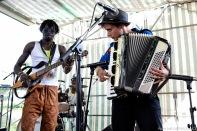 18°AFRICAJARC Invitation aux cultures d'Afrique 21 au 24 juillet 2016 Concert Sora Yaa Band