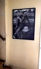 """Expo """"Au siècle dernier. Portraits"""" au Musée des Arts et traditions populaires de Doe (24250) dans le cadre de Pas à Pas Domme Contemporaine"""
