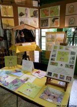 Exposition salle des Cordeliers Bois Passion à Gourdon